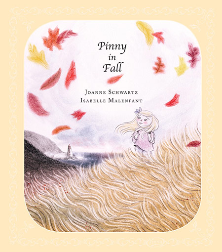 Pinny in Fall - Joanne Schwartz